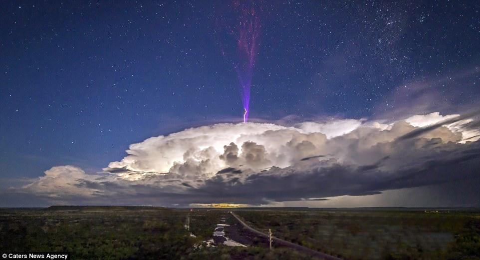 lightning sprites elves