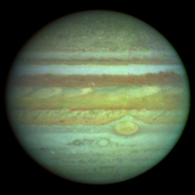 Jupiter - our second (unlit) Sun